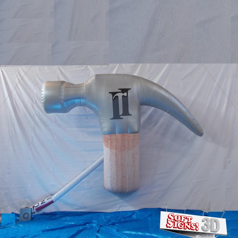 The Hammer Air Sculpture