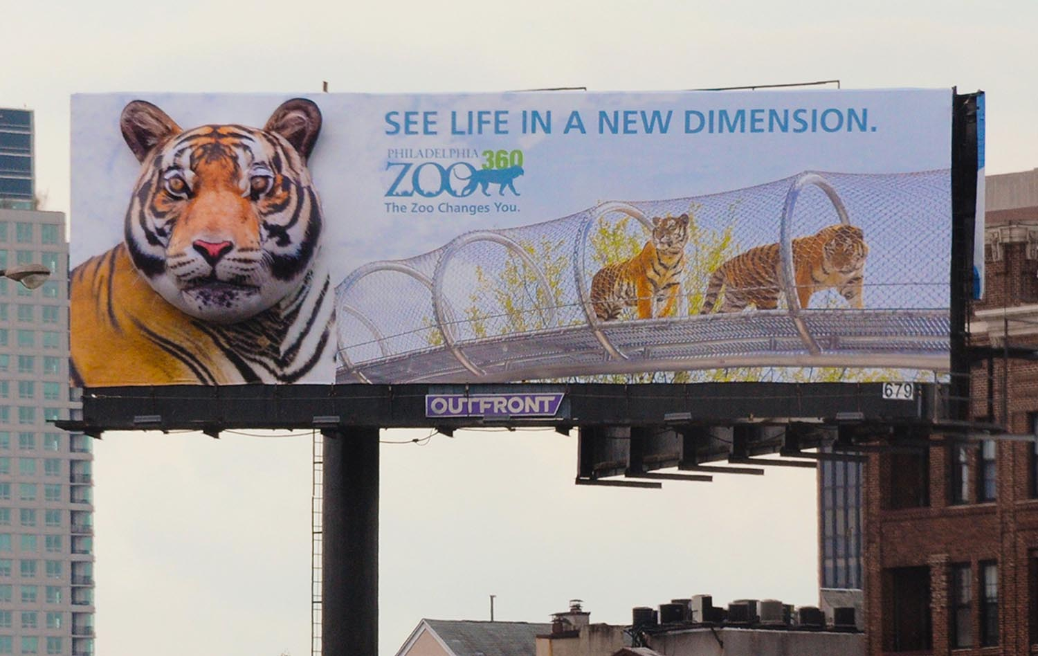Philadelphia Zoo by Soft Signs 3D