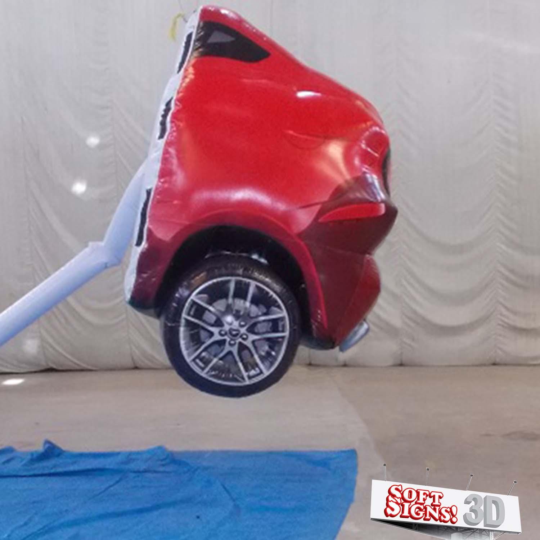 3D Mustang Air Sculpture