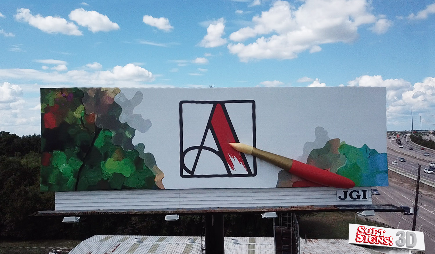 3D Paint Brush by Soft Signs 3D