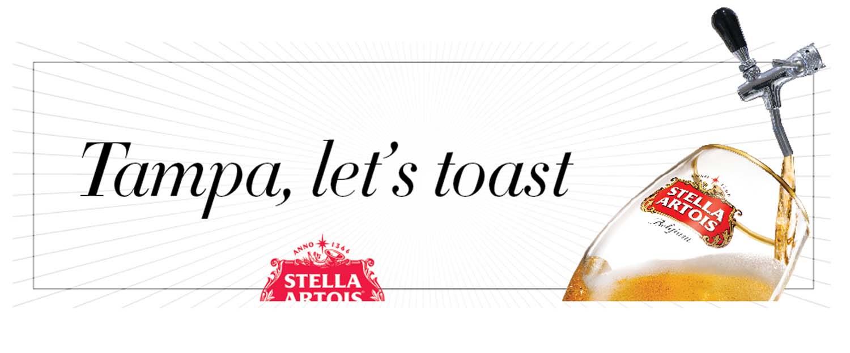 Stella Artois Creative concept