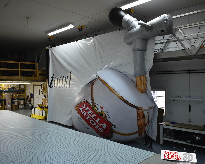 Stella Artois 3D Install