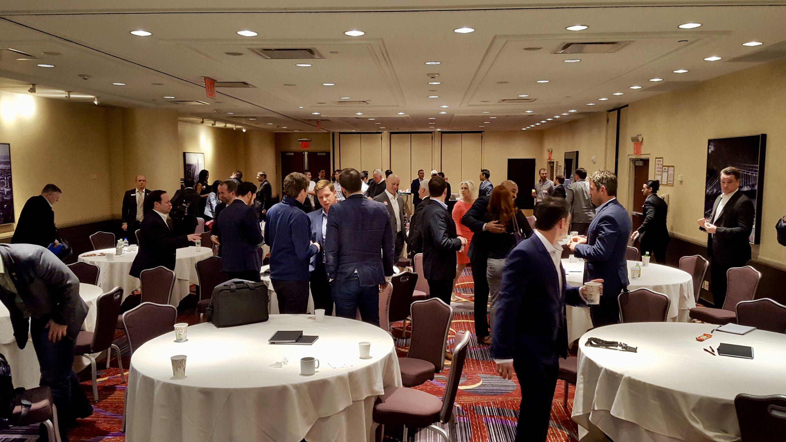EM NYC - March 2017 | Marriott20 Elite Veterans50+ Elite Professionals