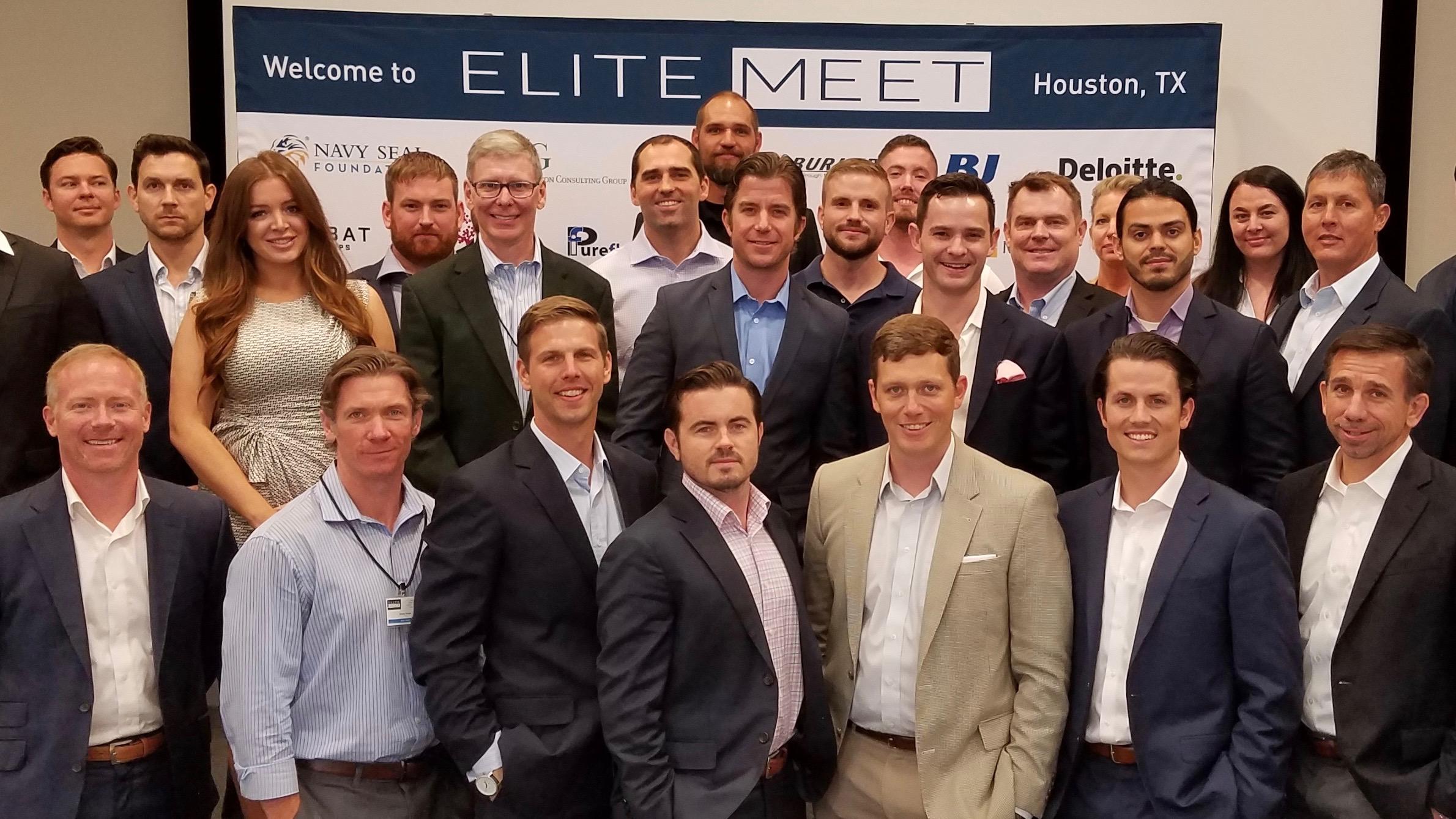 EM HOU - June 2018 | Deloitte25+ Elite Veterans100+ Elite Professionals