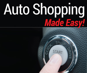 Shop for your new vehicle with Auto Shopping made easy