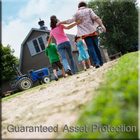 Guaranteed Asset Protection with Cooperative Credit Union