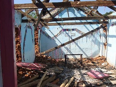 Many churches in the area have been destroyed by both fanatics and authorities (representational image)
