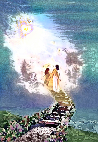 girl going to heaven w Jesus best.jpg