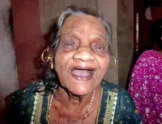 Eliyamma at 100!