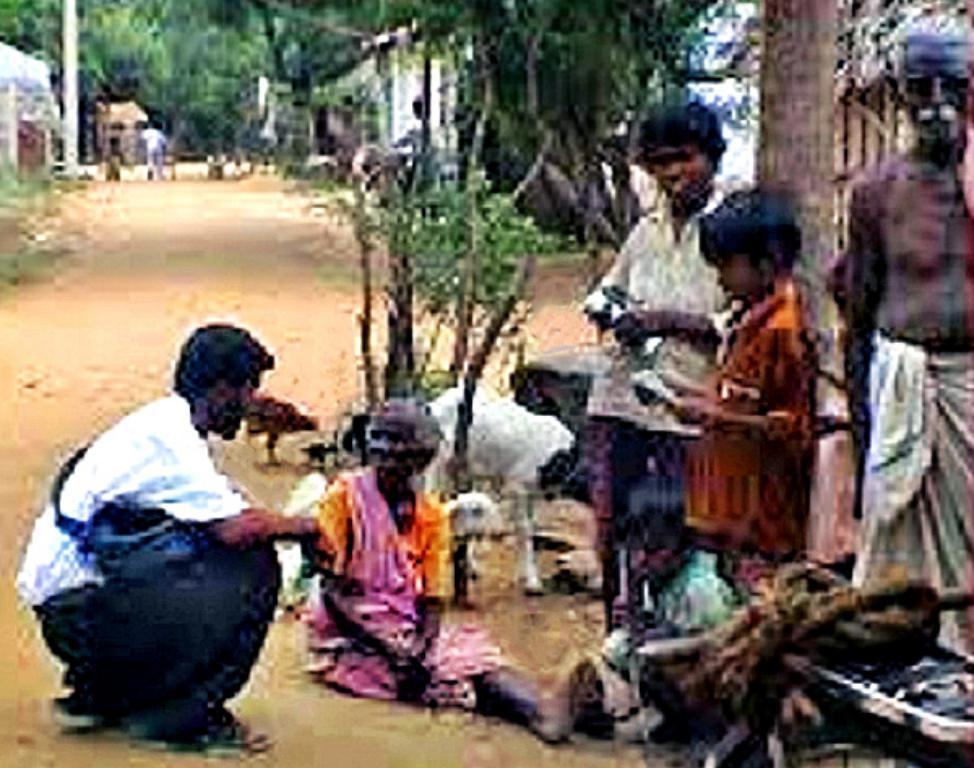 Village evangelism