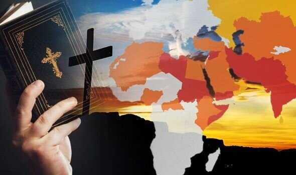 Afghanistan ranks second only to North Korea for places where it is hardest to be a Christian, according to research by Christian charity Open Doors