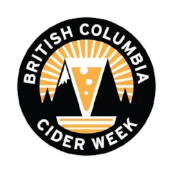 Click the logo for more information on BC Cider Week!