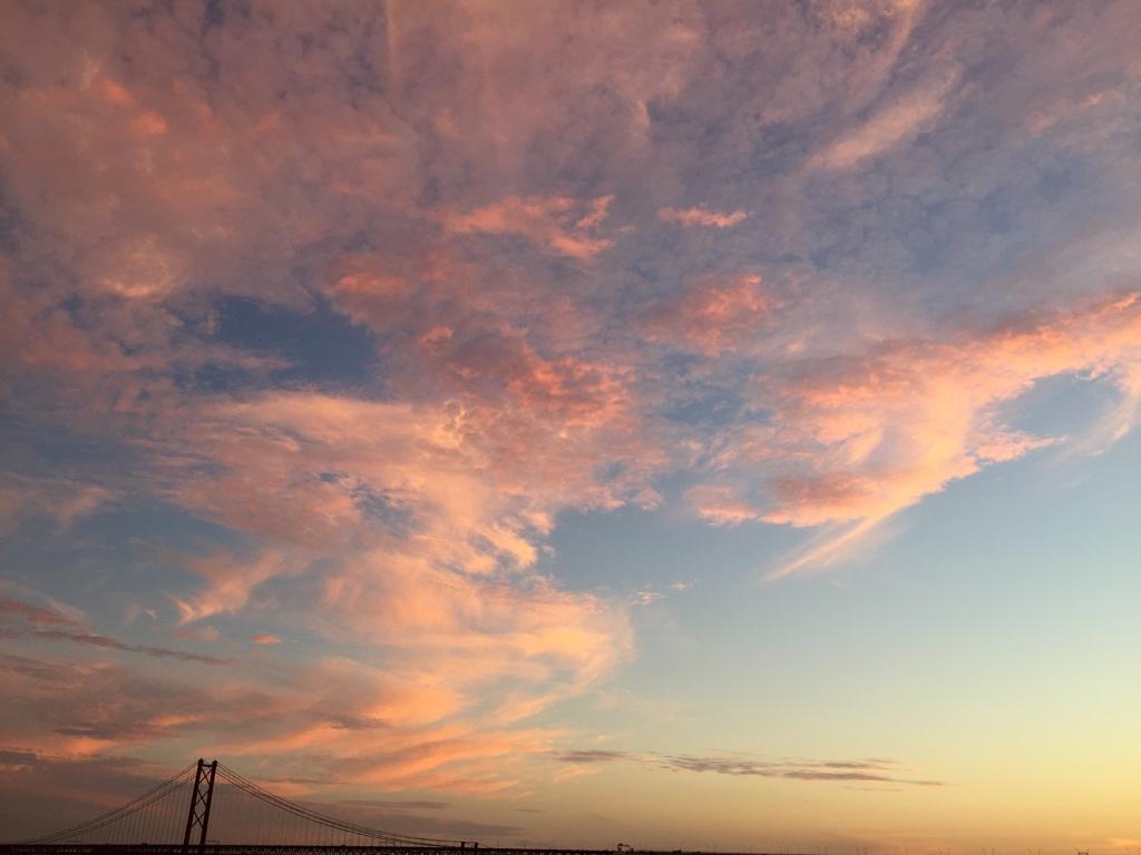 Céu de Lisboa...