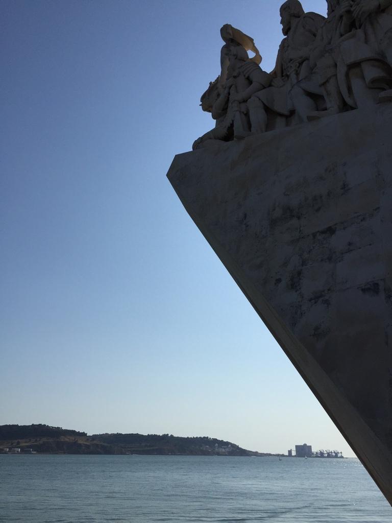 Monumento aos Descobrimentos, Lisboa