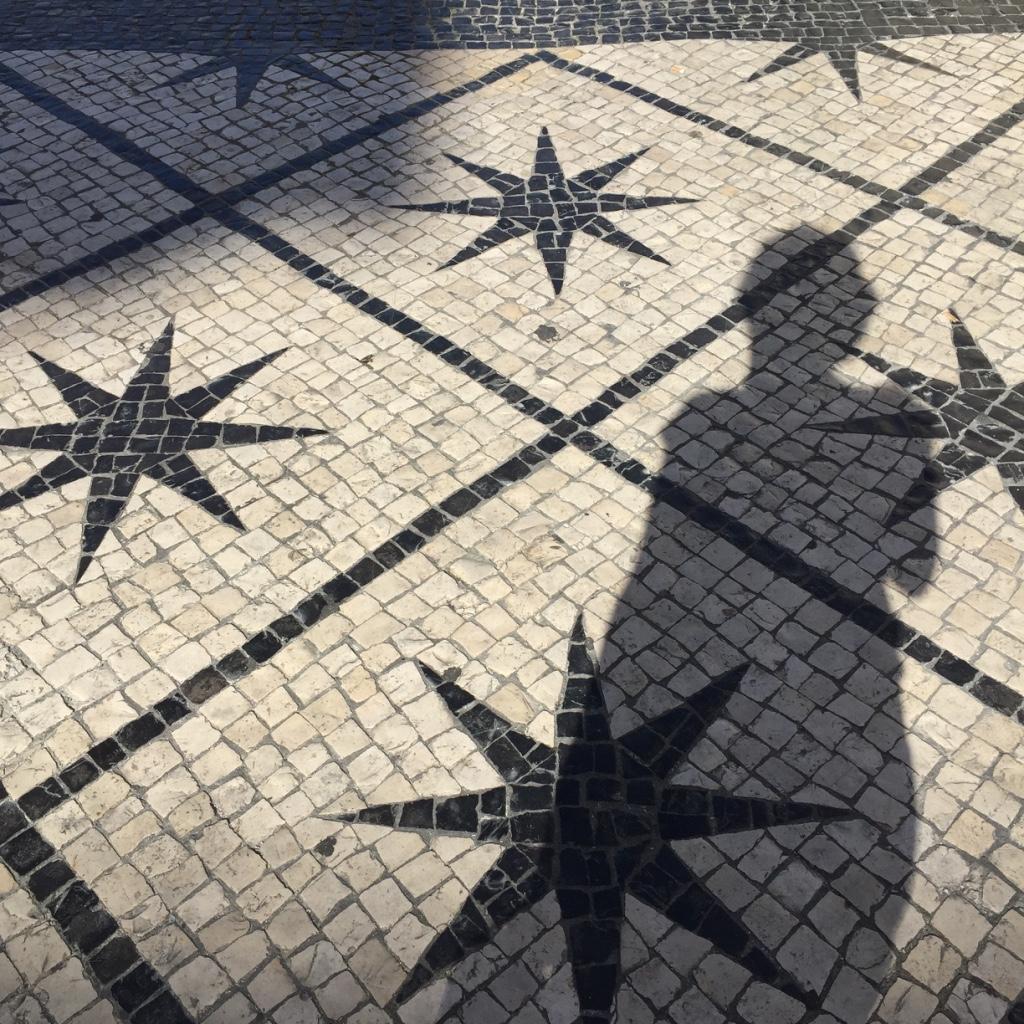 Mosaico português, Baixa, Lisboa