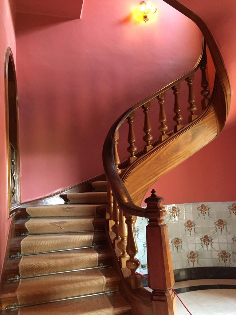 Escadaria na Quinta da Regaleira, Sintra