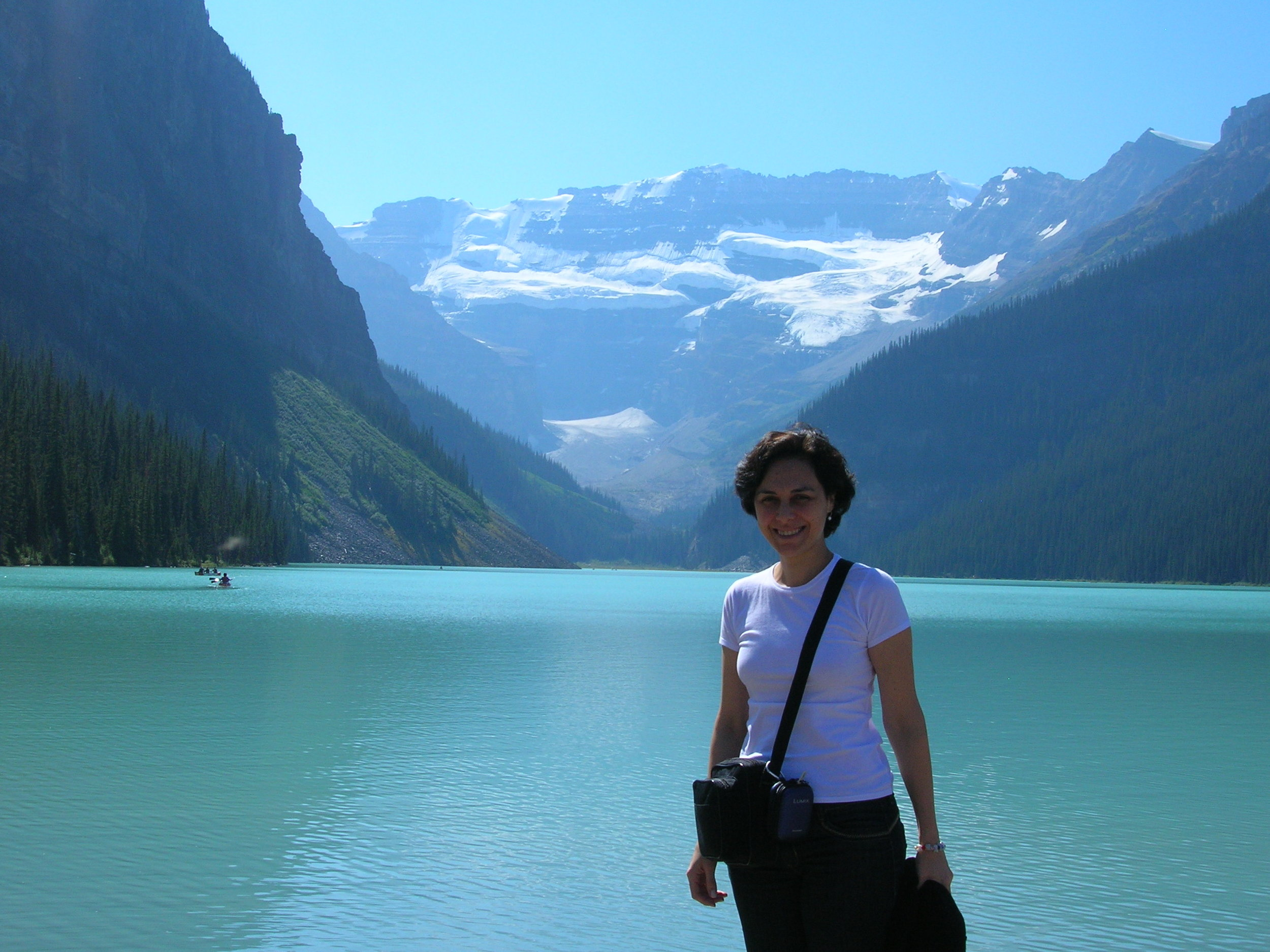 Lake Louise, Canadá, 2009