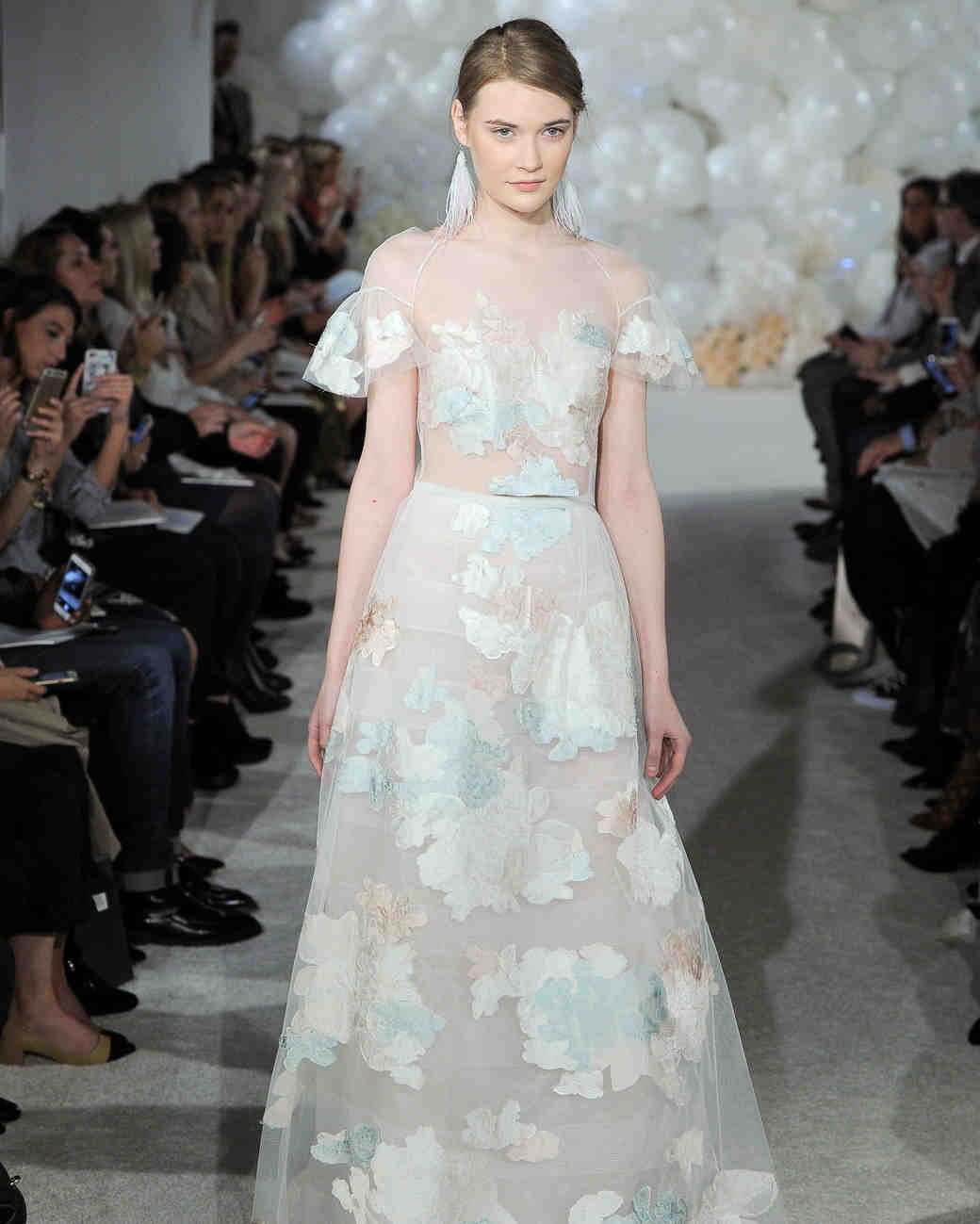 Mira Zwillinger Spring 2018 Wedding Dress Collection