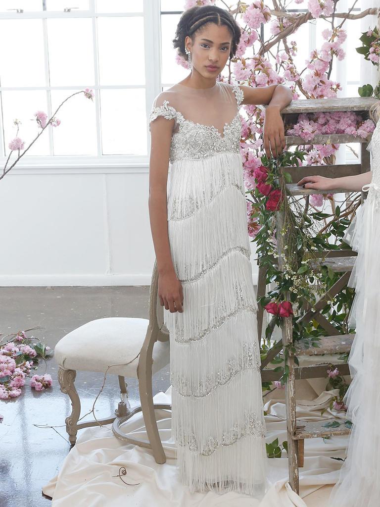Marchesa Notte Bridal Spring 2018 Wedding Dress Collection
