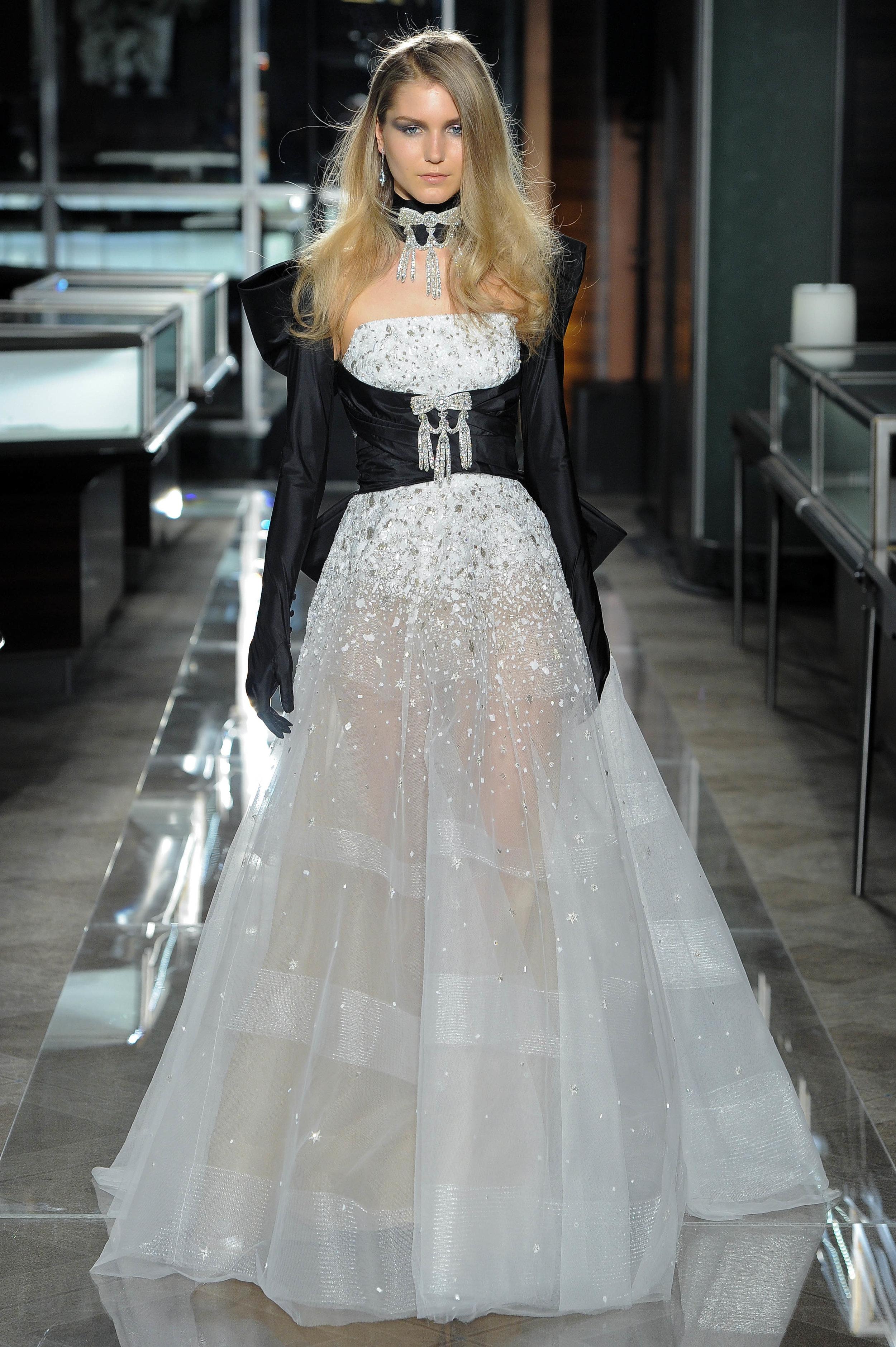 Reem Acra Spring 2018 Wedding Dress Collection