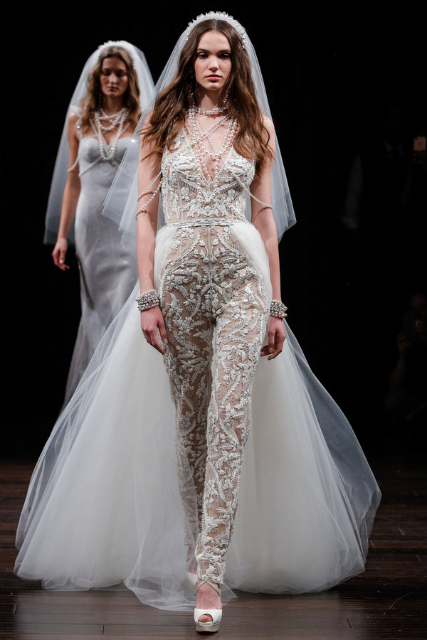 Naeem Khan Spring 2018 Wedding Dress Collection