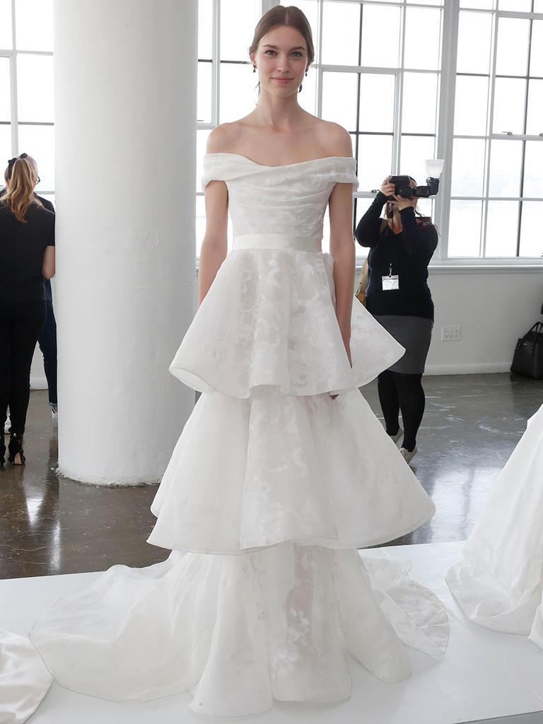 Marchesa Spring 2018 Wedding Collection