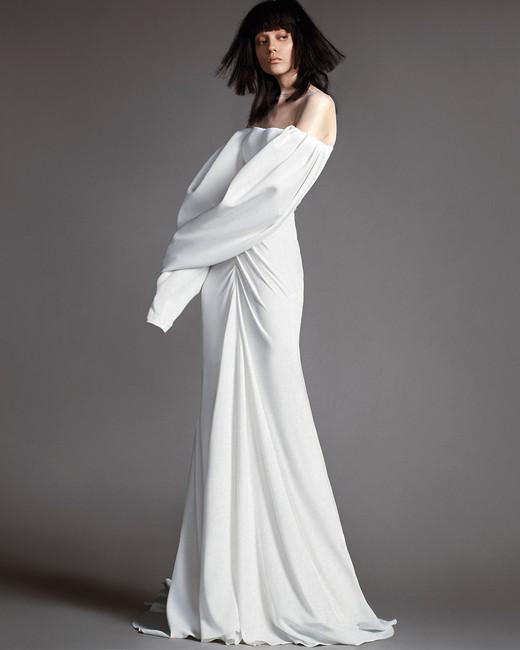Vera Wang Spring 2018 Wedding Dress Collection