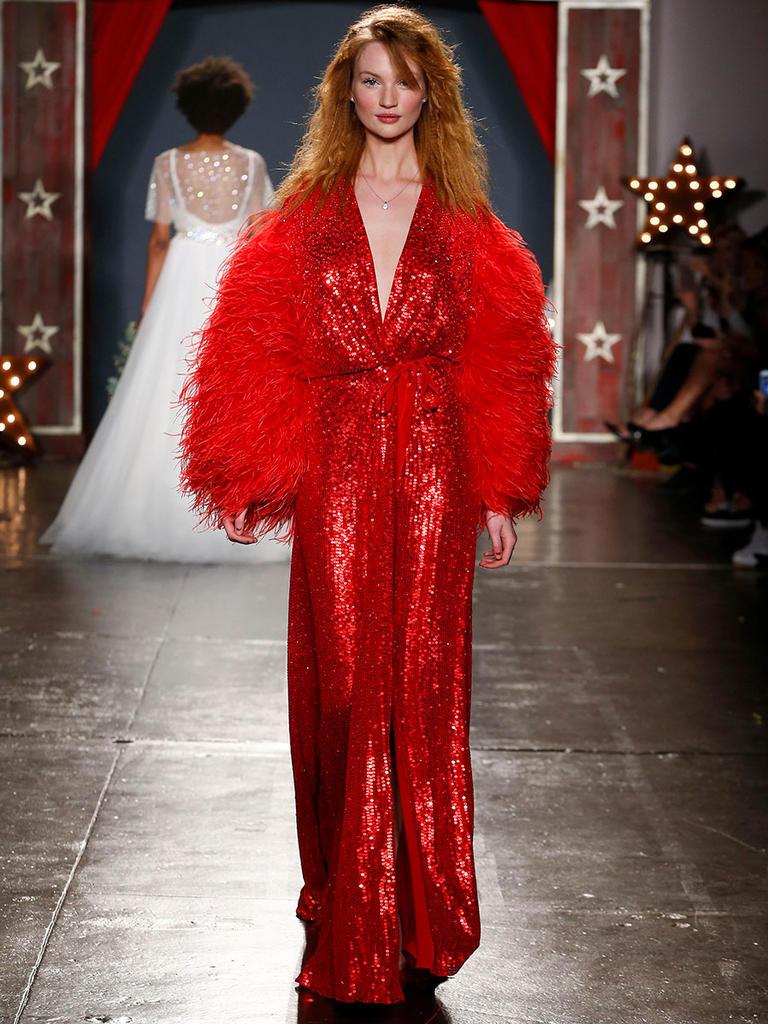 Jenny Packham Spring 2018 Wedding Dress Collection