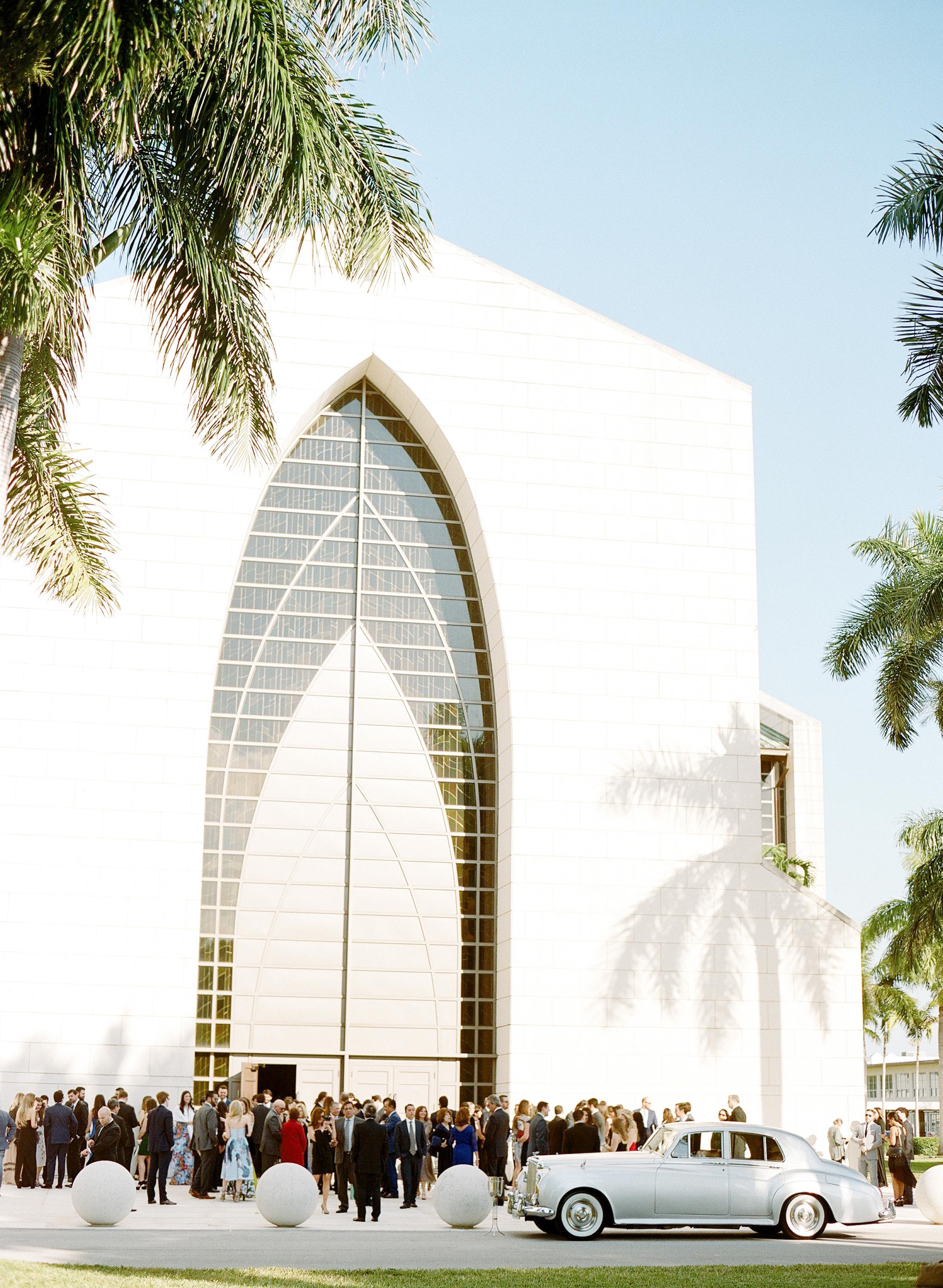 Miami Church Wedding