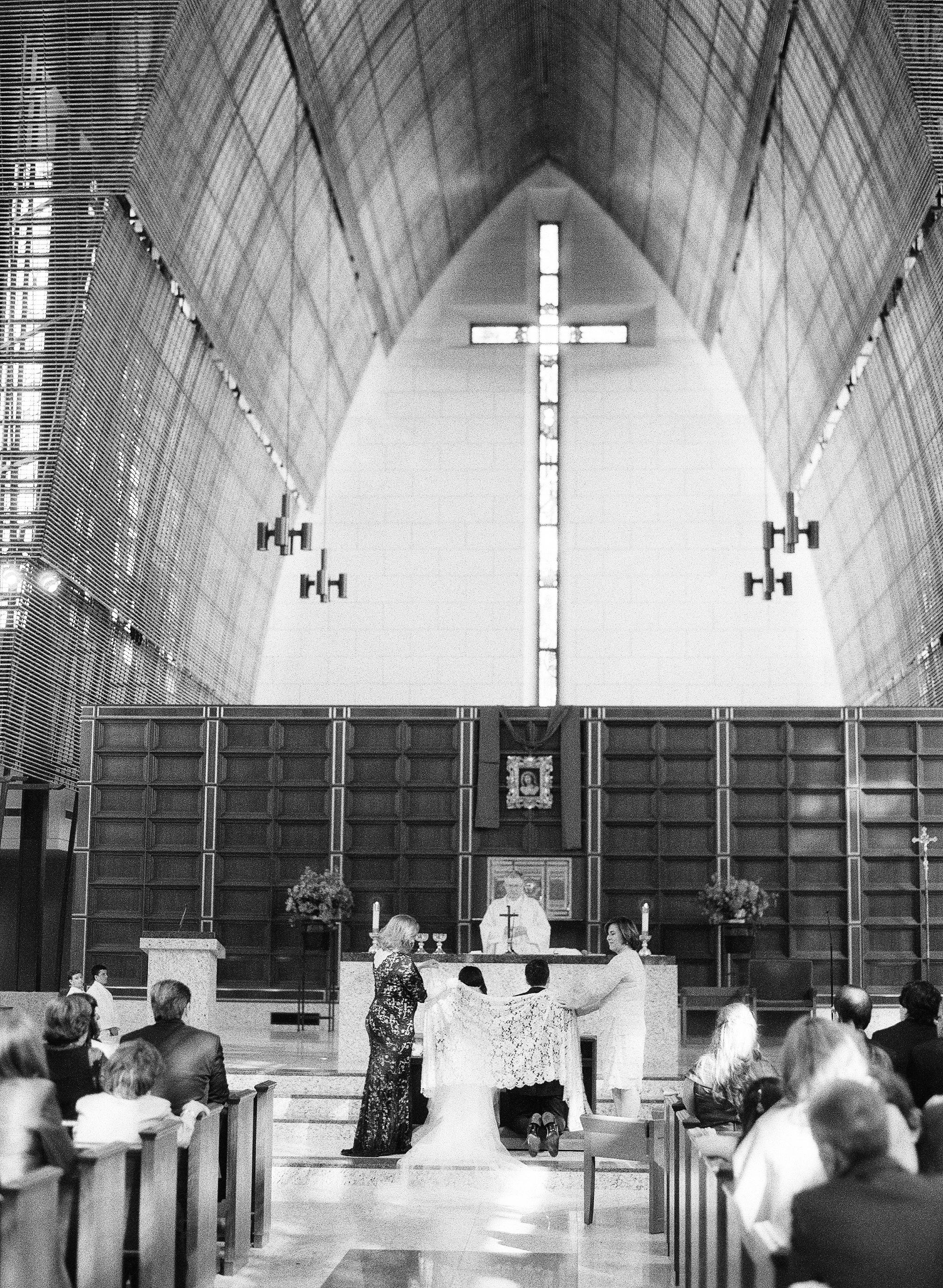 Catholic Wedding Ceremony in Miami