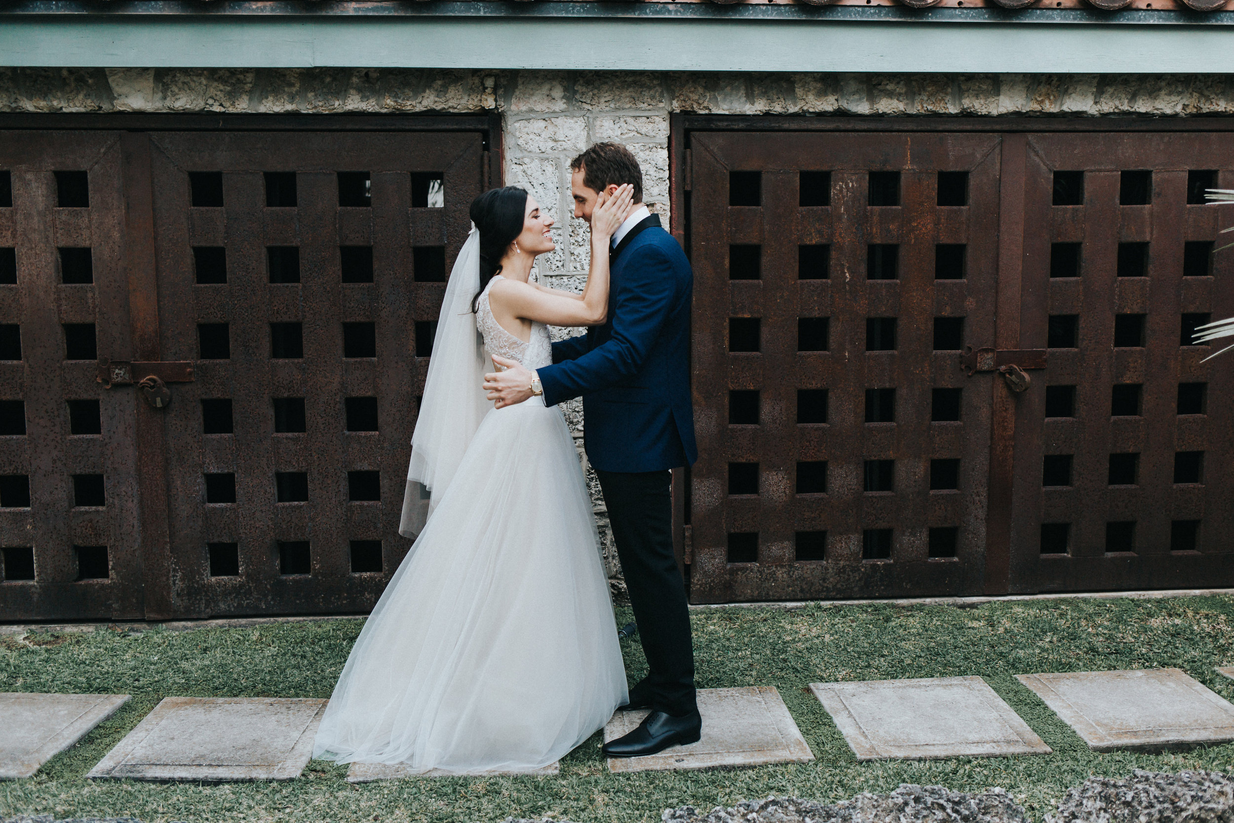 Elegant Miami Wedding