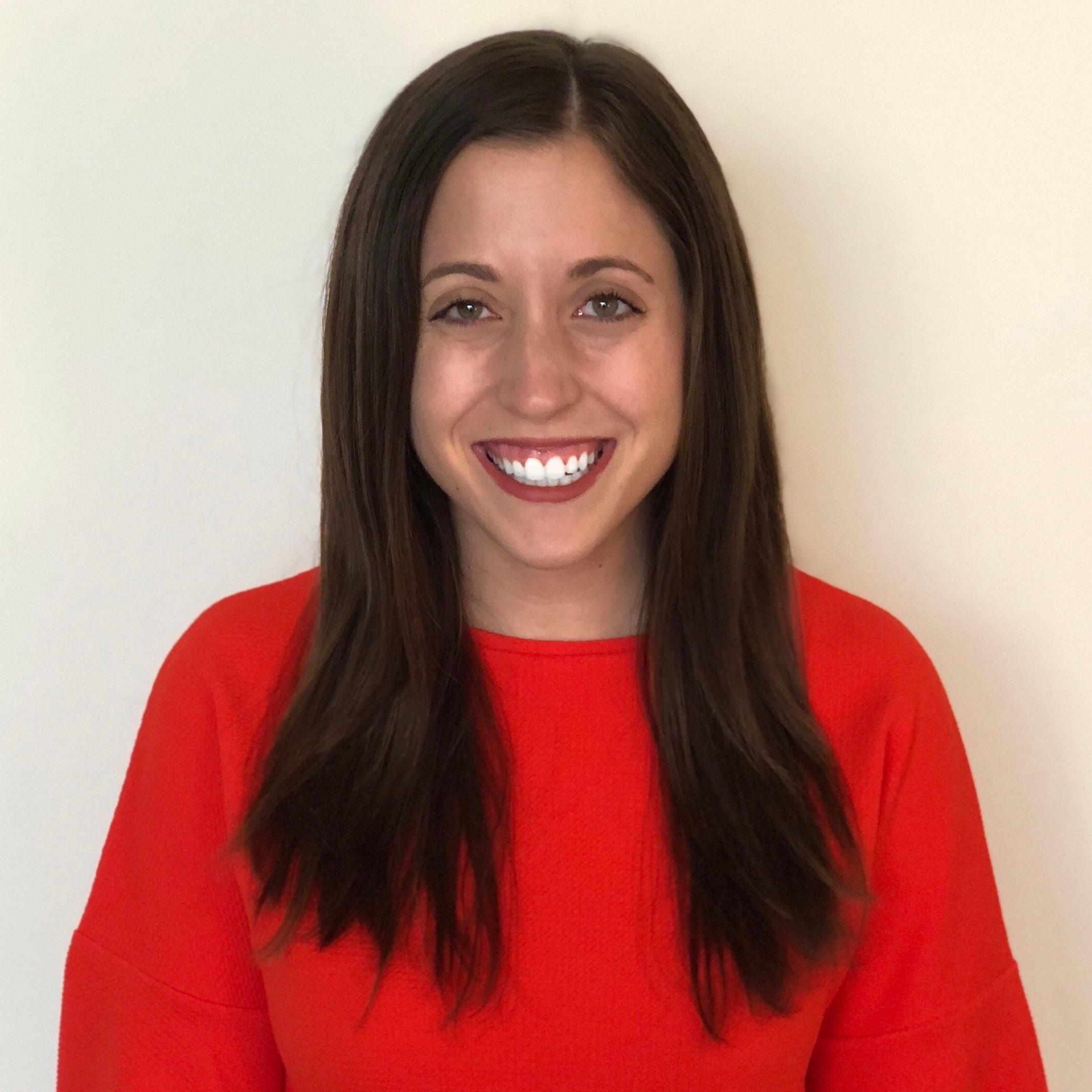 Anna Begley   VP of Alumni