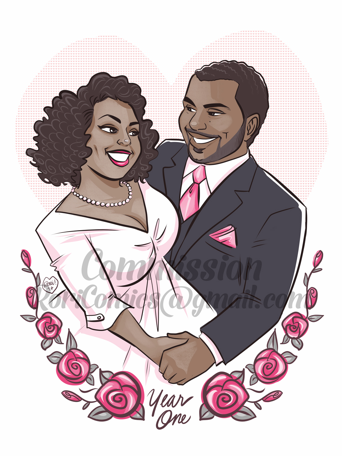 Couples Commission: Anniversary