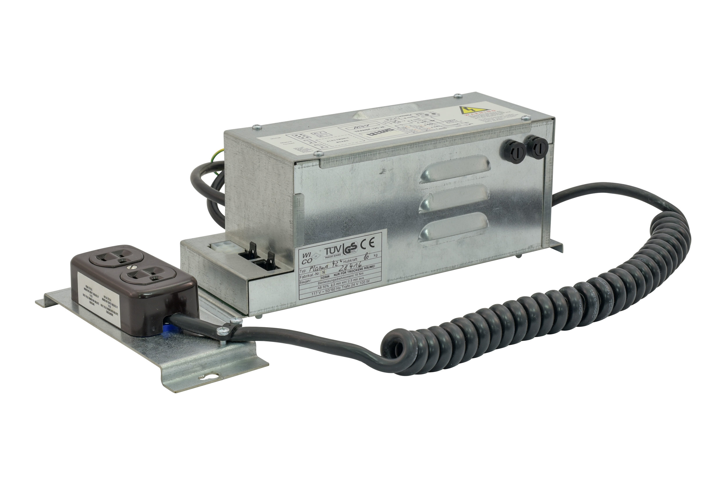 Accessories - Electronic Control Box, Remote Controls, Handles, etc.