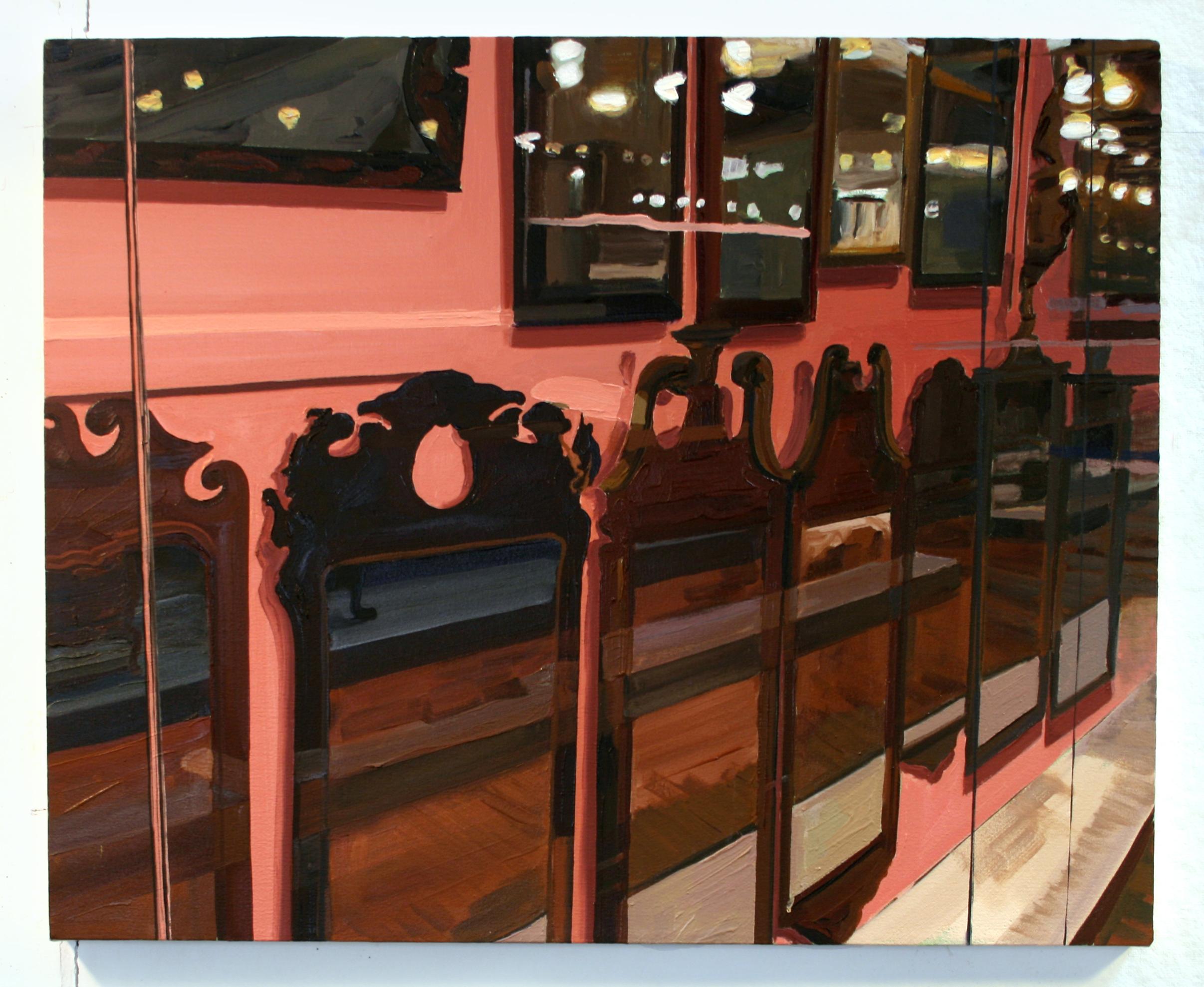 Metropolitan Museum: Mirrors