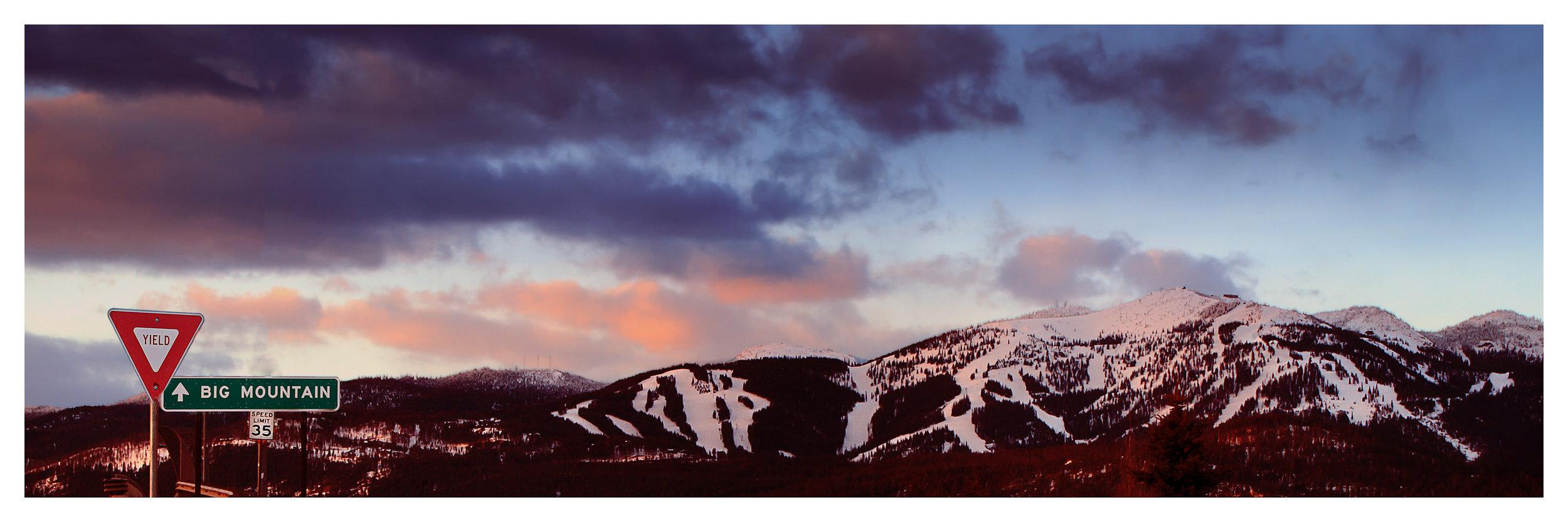 Whitefish Mountain Resort aka The Big Mountain