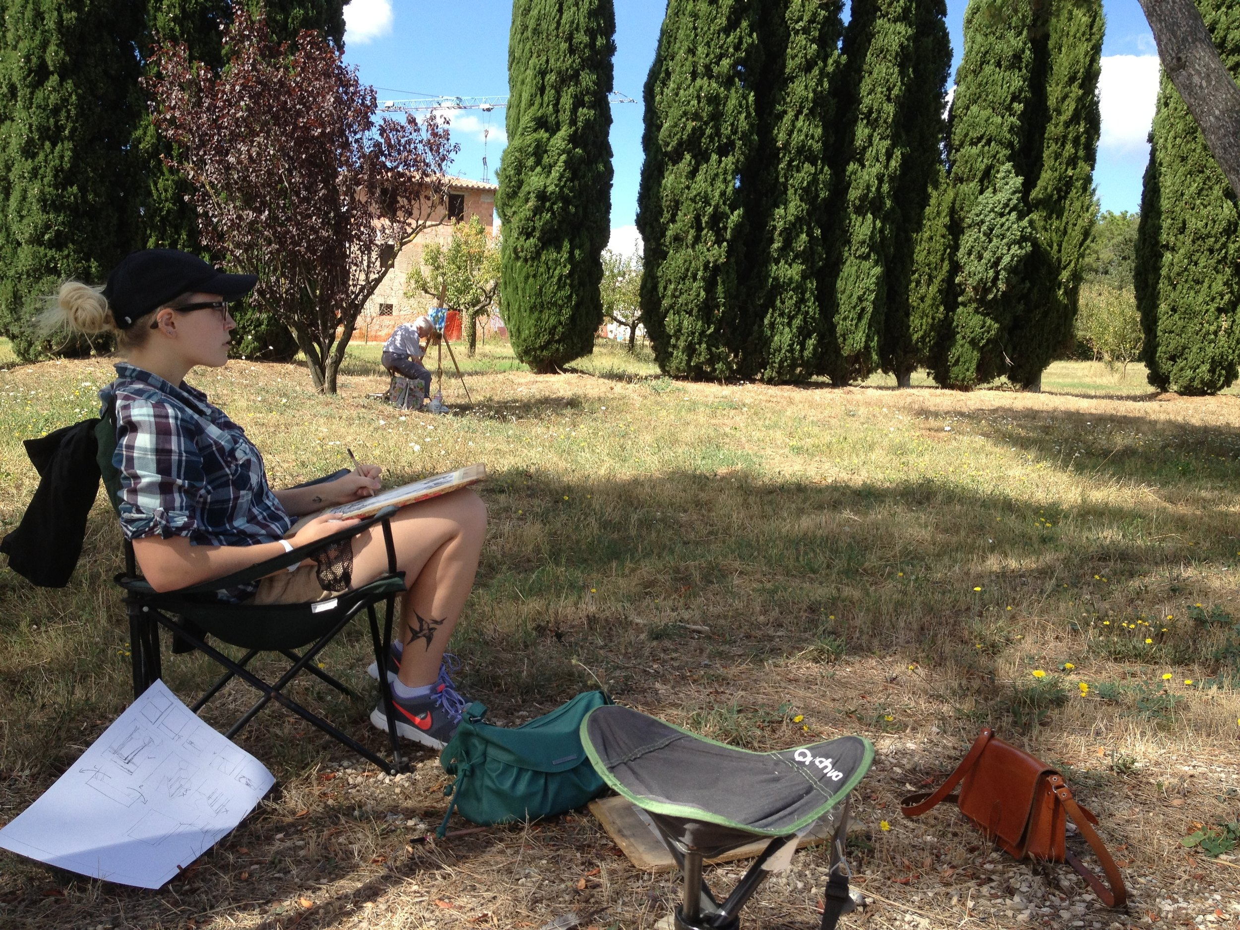 Plein Air | The Travelling Artisan