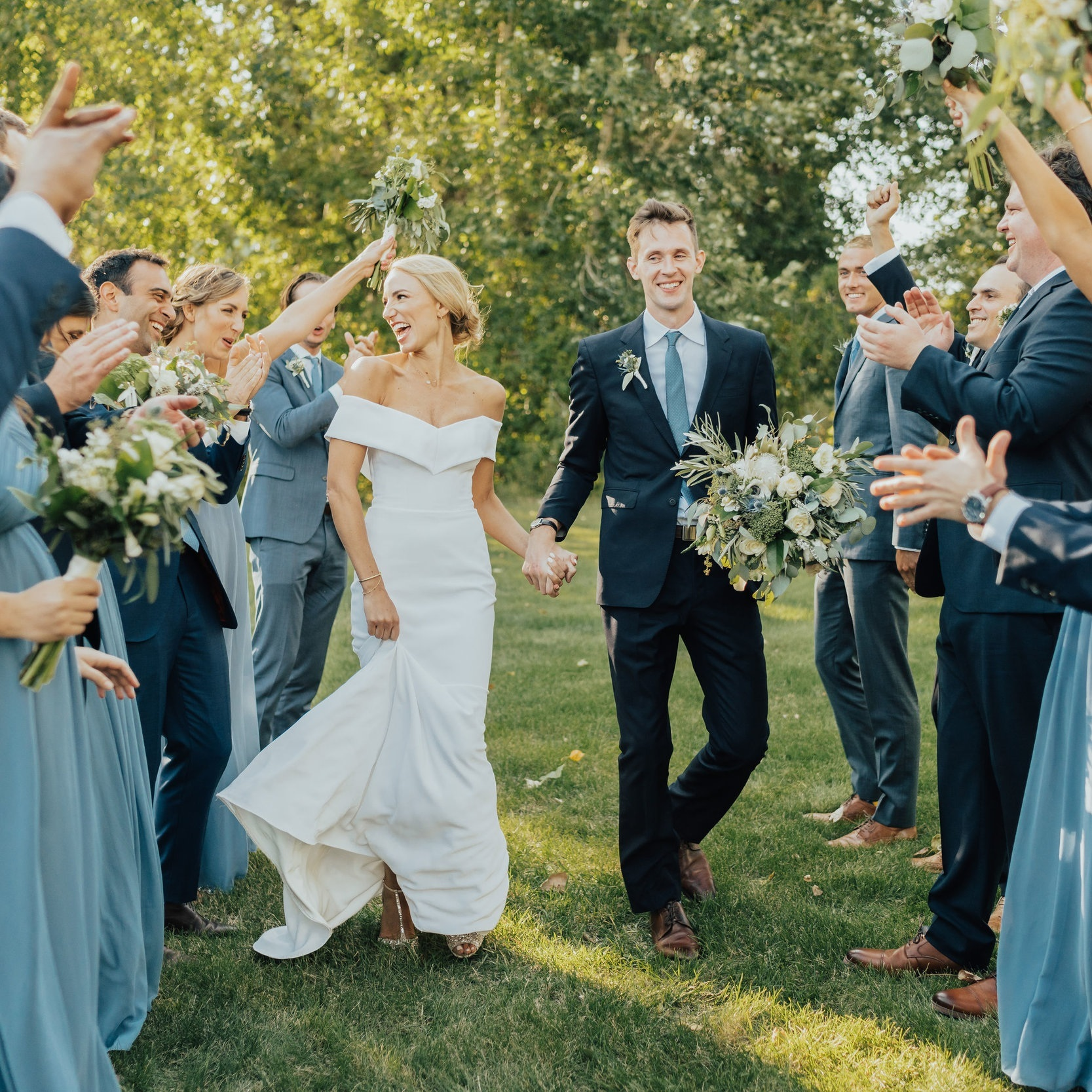 BENEDICT WEDDING
