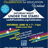 Celebration for Education
