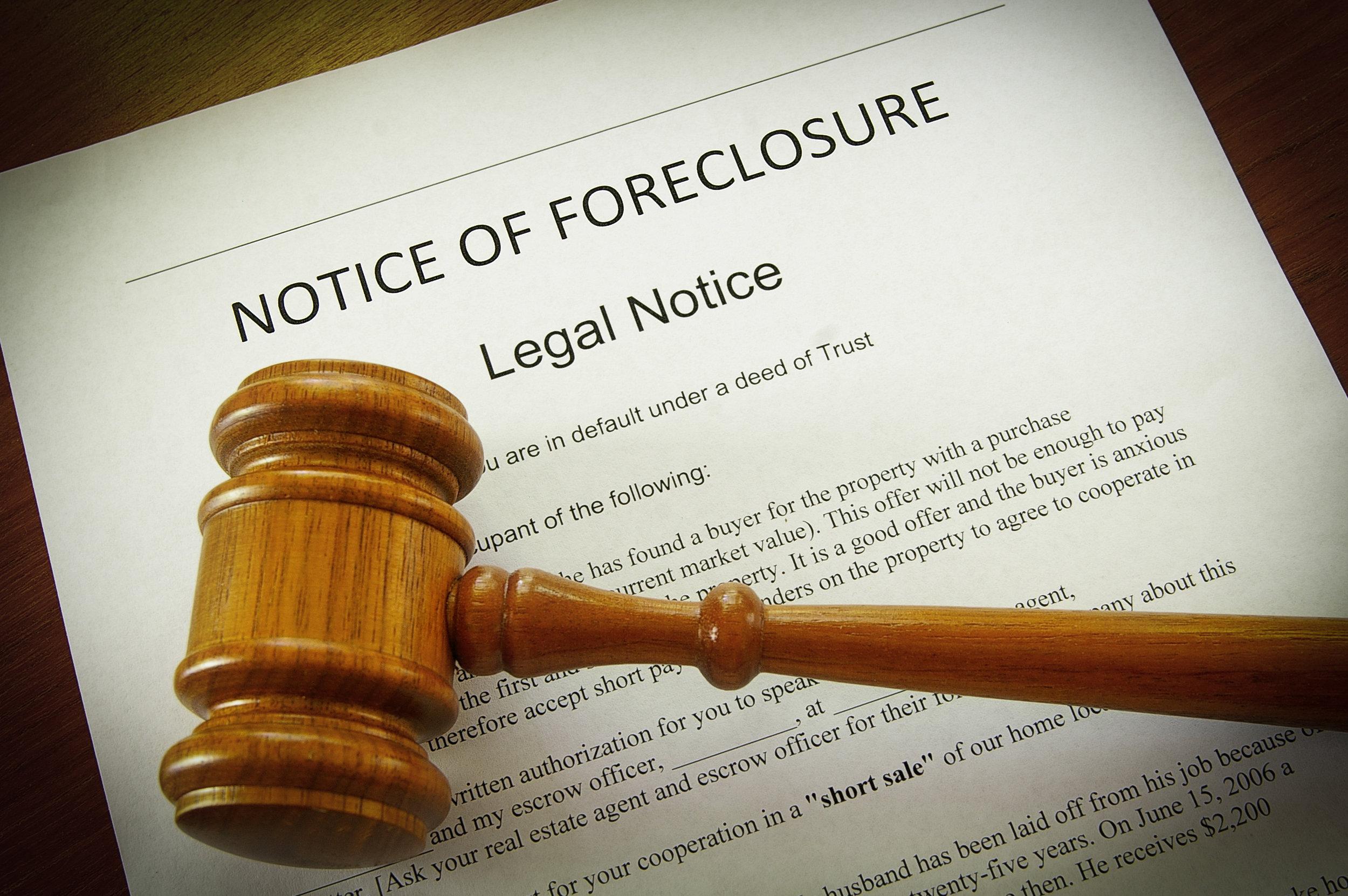 New Paltz Foreclosure Attorney