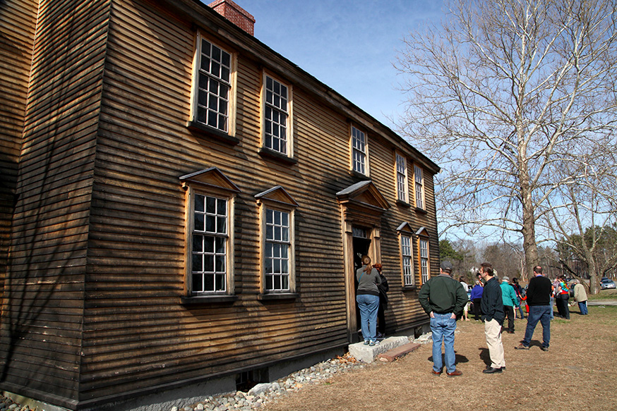 Photo: Barrett's Farm at Minute Man NHP, Credit: NPS