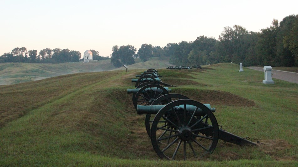 Photo: Vicksburg NMP, Credit: NPS