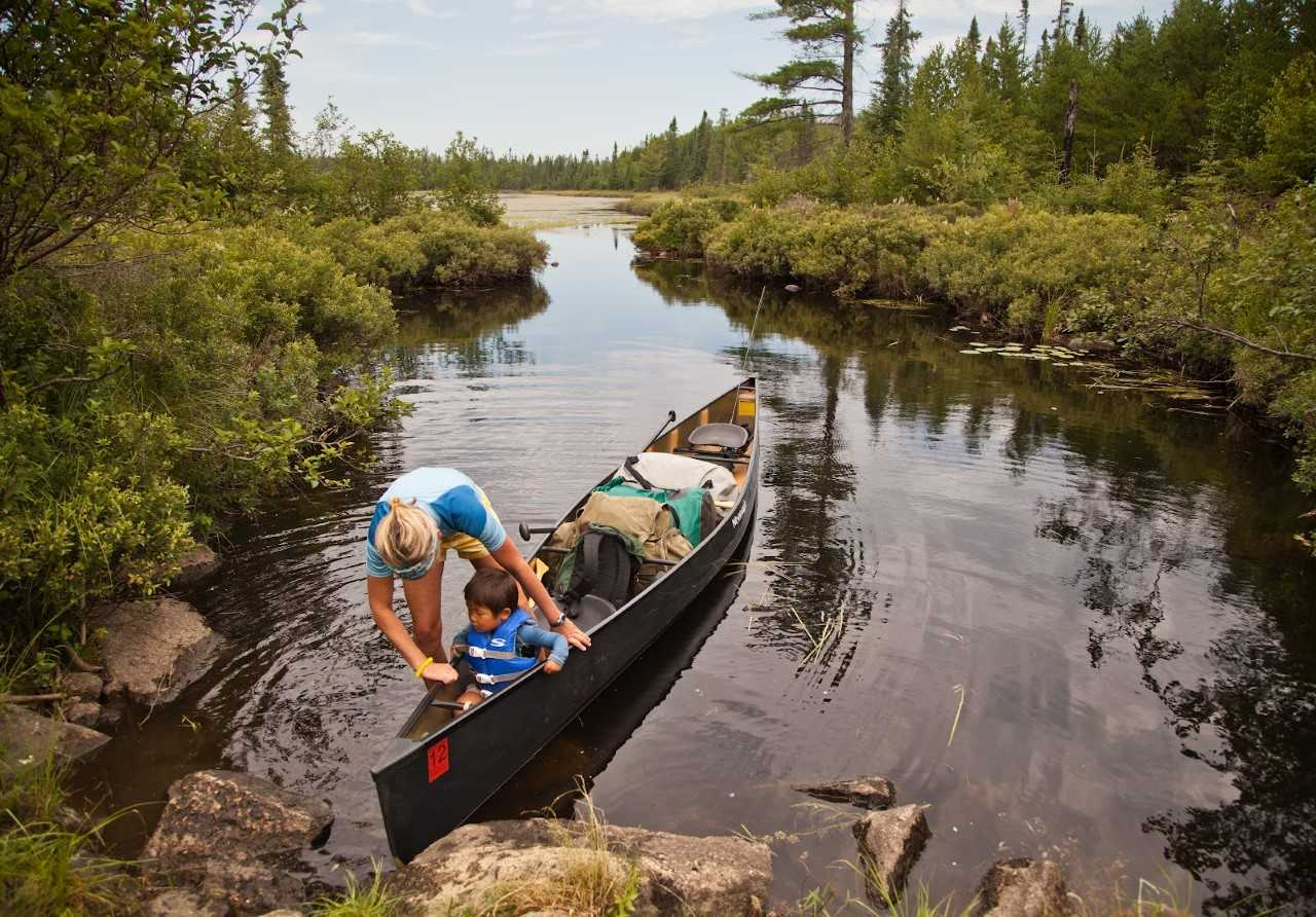 Boundary Waters Canoe Area Wilderness - Located in the northern third of Superior National Forest, BWCAW is an outdoor recreation paradise featuring more than 1,200 miles of canoe routes, 11 hiking trails, and approximately 2,000 designated campsites.Embedded throughout the BWCAW are approximately 82,400 acres of Minnesota School Trust lands, which the state would like to dispose of and obtain other lands that provide better economic return. The Superior National Forest would like to incorporate the existing Minnesota School Trust lands into the BWCAW to expand recreational opportunities and create management efficiencies.LWCF funding is necessary to make this happen, otherwise the lands may be sold and not incorporated into the forest.Photo: The Conservation Fund/Hansi Johnson