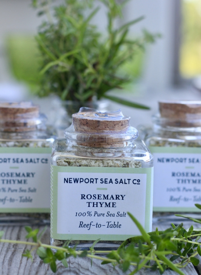 Rosemary + Thyme = Perfection!
