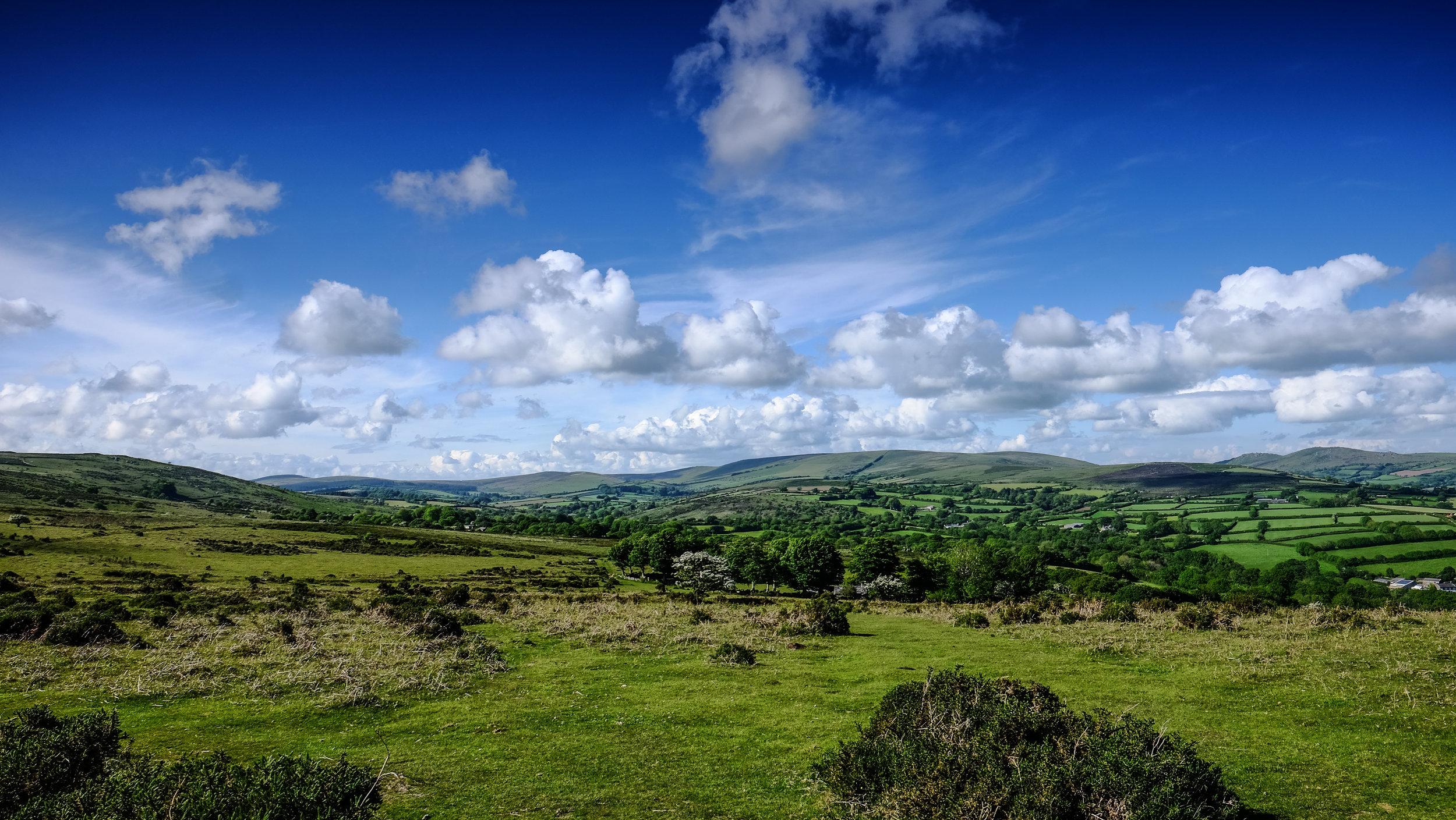 Dartmoor...