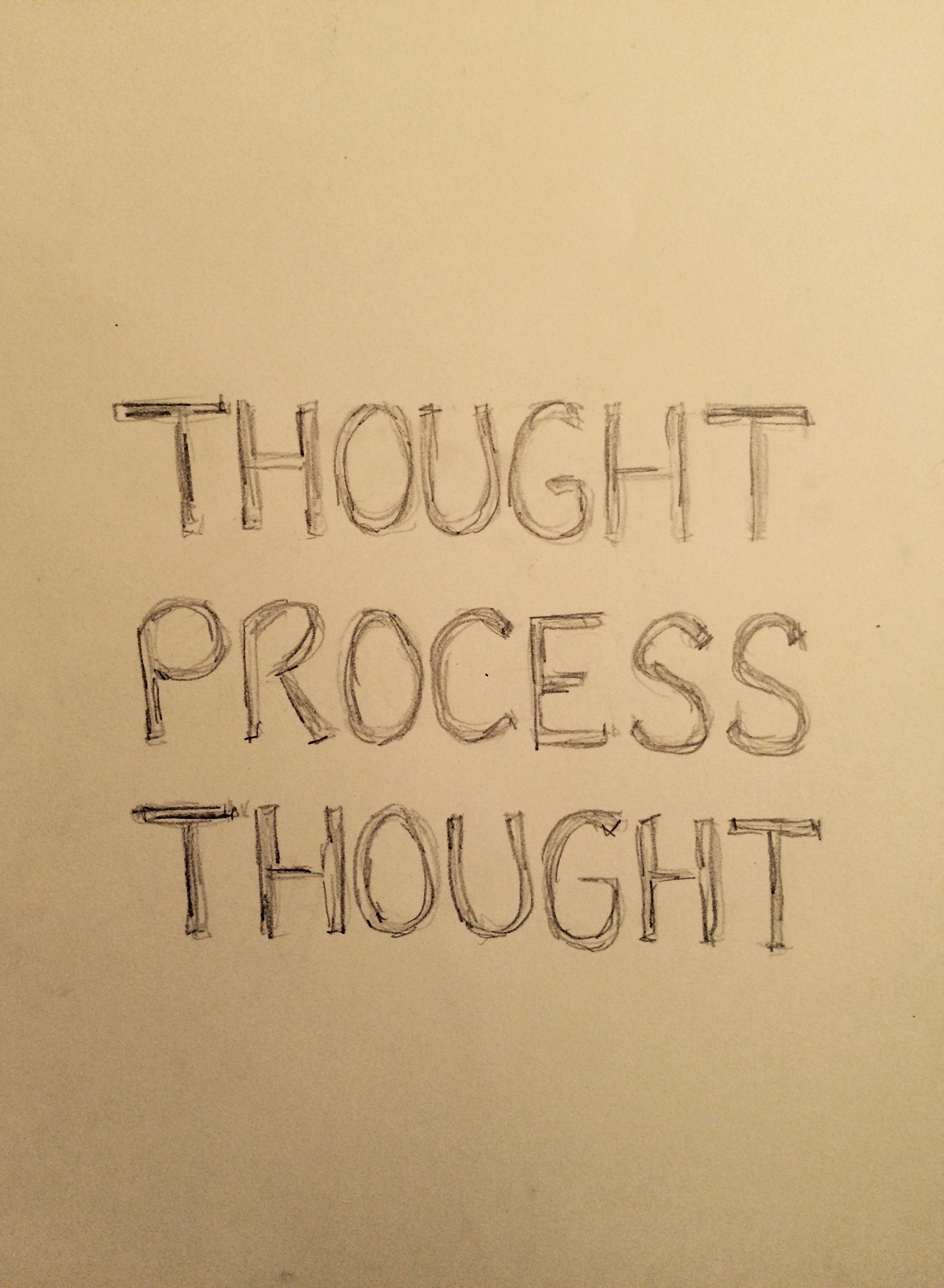 Thought Process