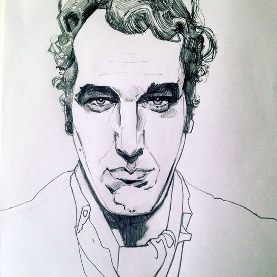 Chilly Gonzales WIP