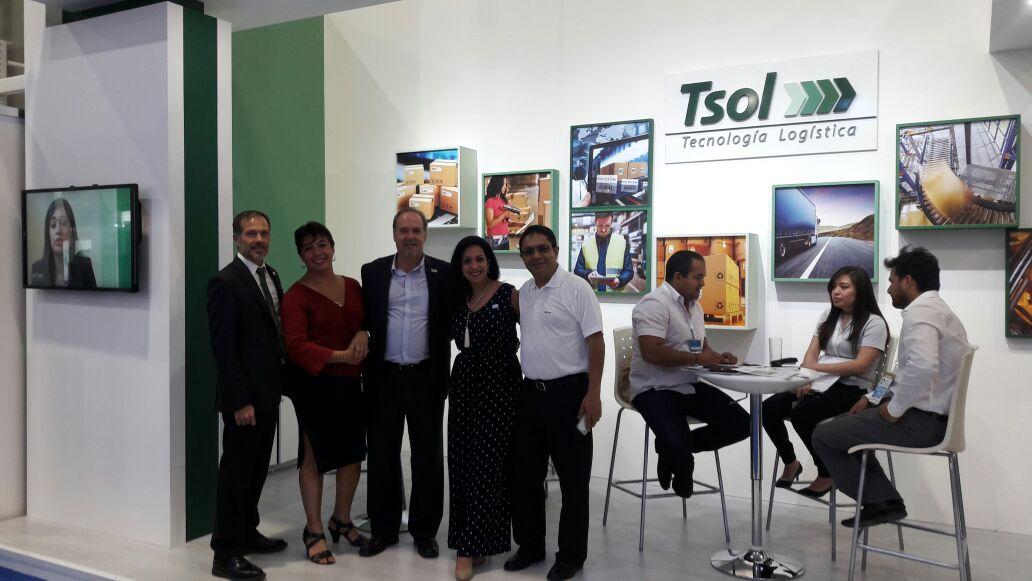 Stand Tsol Logistic Summit 10