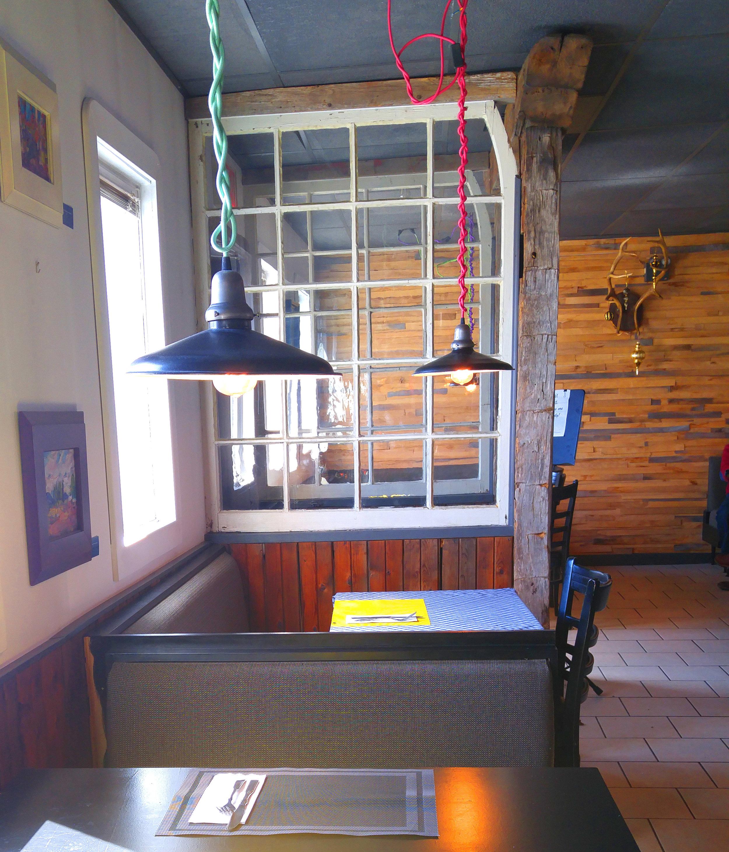 Pitchers Place restaurant.