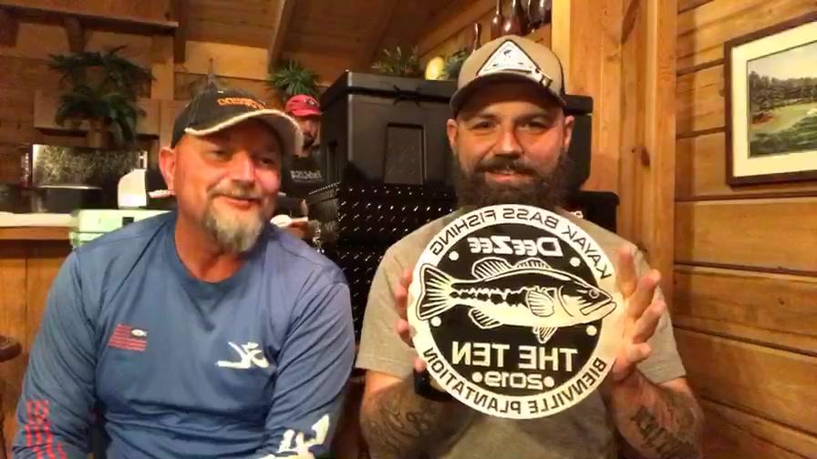 1/30/19 Gene Jensen & Chad Hoover